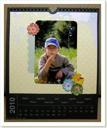 , Scrapkalendarz po raz pierwszy :)
