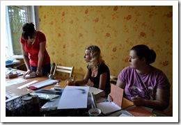 , 08.08.2010 – Spotkanie skraperek w Świecie Pasji