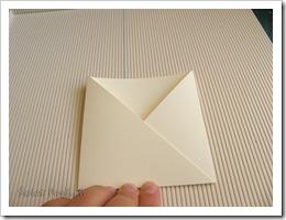 , Tricks&tips – Kartka składana na krzyż (Cris cross card)