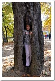 , Jesienny wypad do Łazienek Królewskich :)