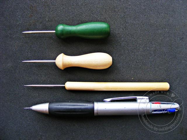 narzędzia dziurkujące