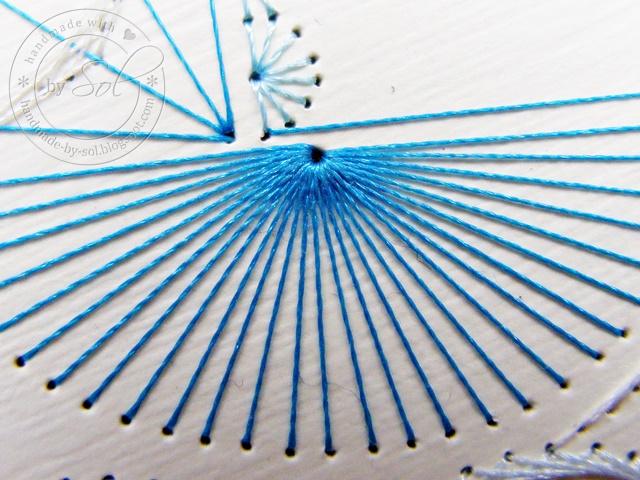 Nici, Materiały i narzędzia w hafcie matematycznym cz. IV – Nici