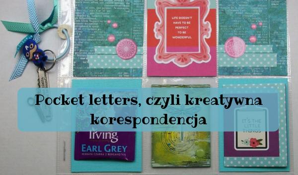pocket letters, Pocket letters czyli kreatywna korespondencja