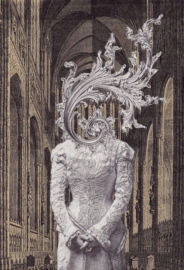 "Max Ernst ""Panna młoda dla..."""