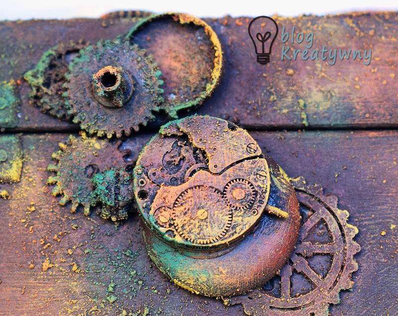 chustecznik steampunk