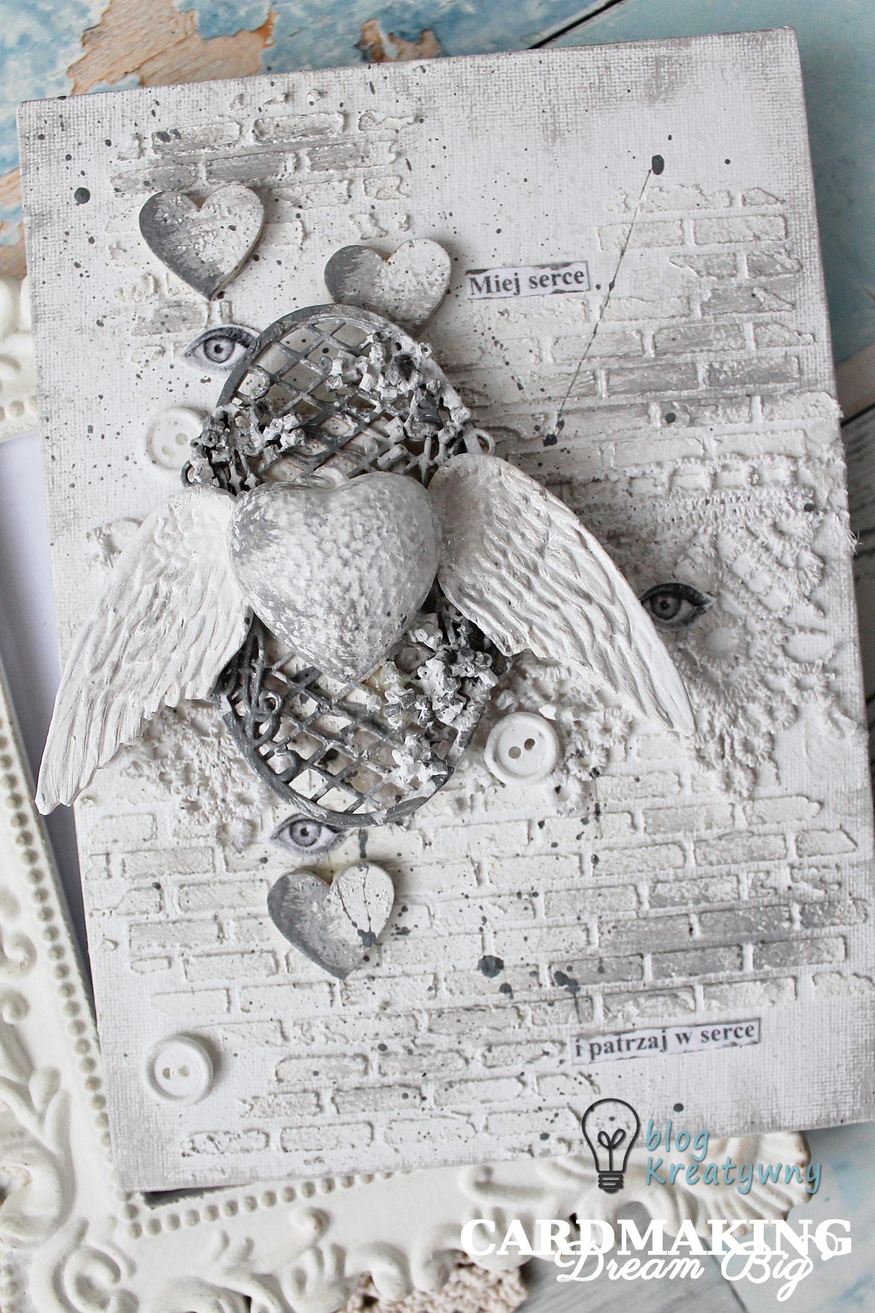 miej serce i patrzaj w serce - Magdalena
