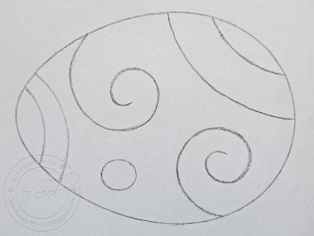 własny wzór - pierwszy etap tworzenia
