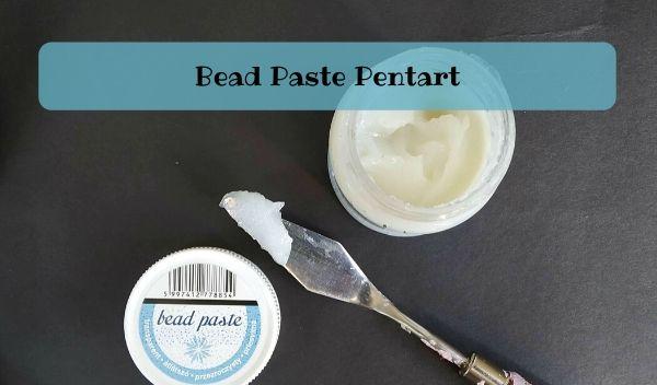 Bead Paste Pentart