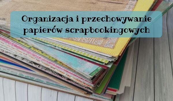 przechowywanie papierów