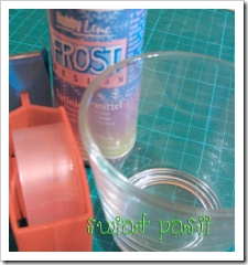 , Zdobienie farbą Frost Design